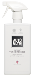 Auto Glym - Instant Tyre Dressing